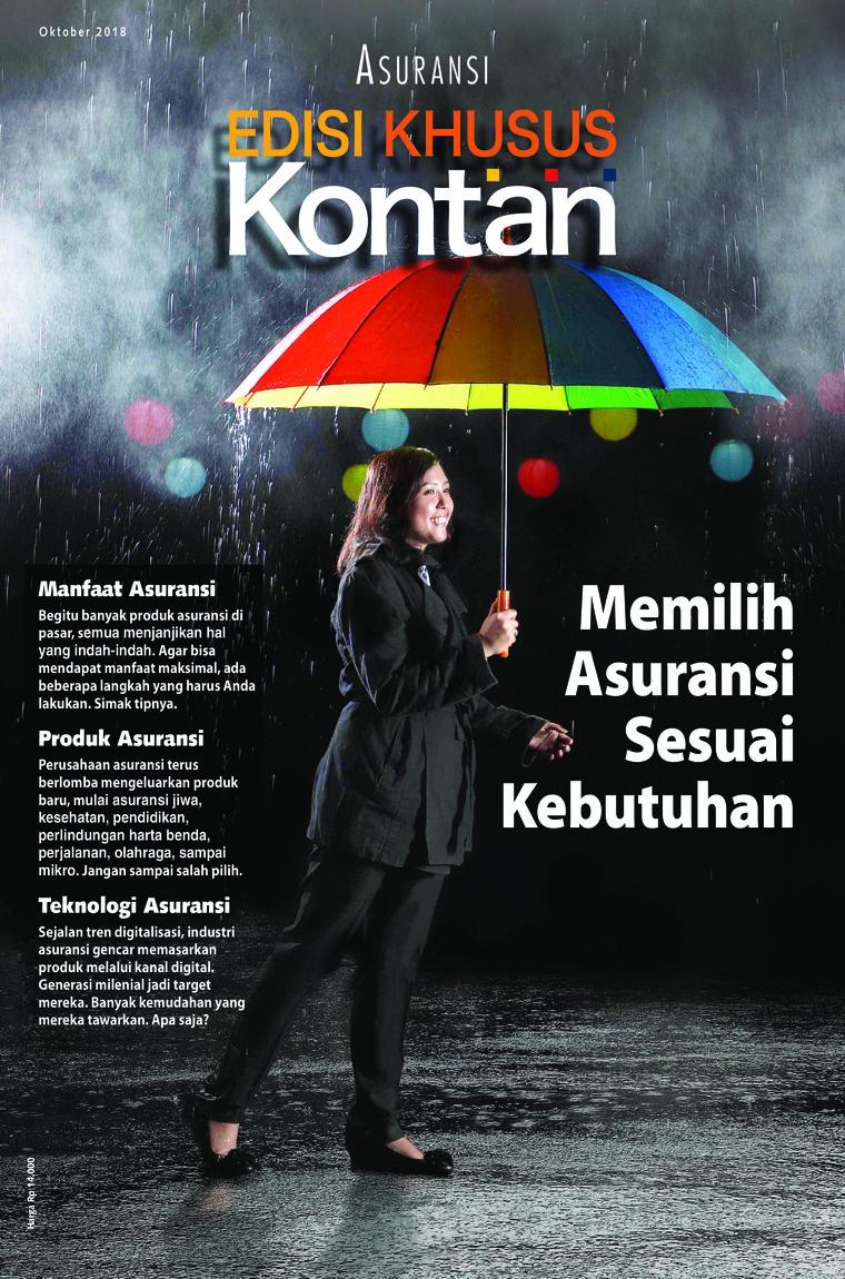Majalah Digital KONTAN Edisi Khusus Oktober 2018
