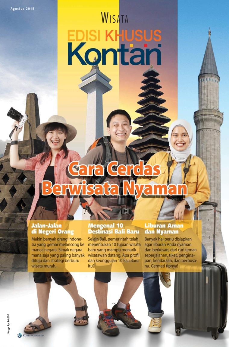 KONTAN Edisi Khusus Digital Magazine August 2019