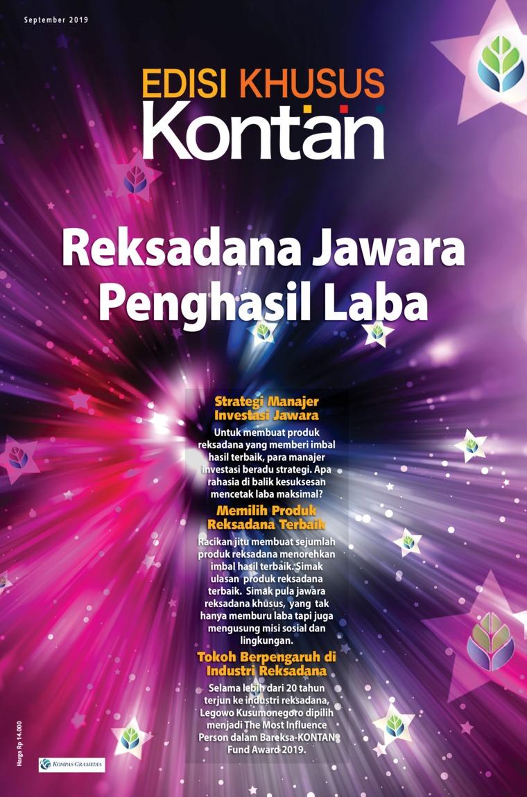 Majalah Digital KONTAN Edisi Khusus September 2019