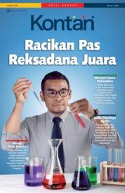 Cover Majalah KONTAN Edisi Khusus Maret 2018
