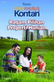KONTAN Edisi Khusus Magazine Cover May 2018