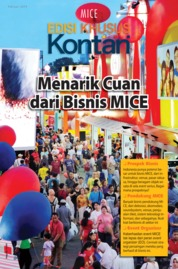 Cover Majalah KONTAN Edisi Khusus Februari 2019