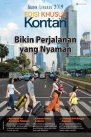 Cover Majalah KONTAN Edisi Khusus Mei 2019