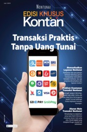 KONTAN Edisi Khusus Magazine Cover June 2019