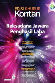 KONTAN Edisi Khusus Magazine Cover September 2019