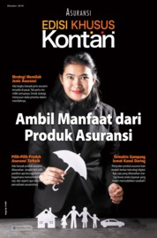 KONTAN Edisi Khusus Magazine Cover October 2019