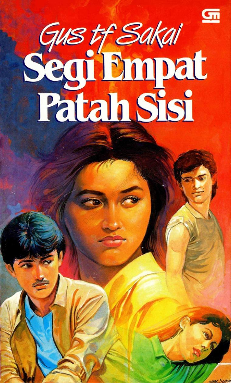 Segi Empat Patah Sisi by Gus tf Sakai Digital Book
