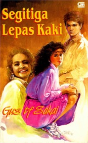 Segitiga Lepas Kaki by Gus tf Sakai Cover