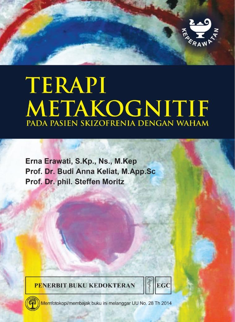 Buku Digital Terapi Metakognitif oleh Erna Erawati, S.KP