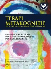 Cover Terapi Metakognitif oleh Erna Erawati, S.KP