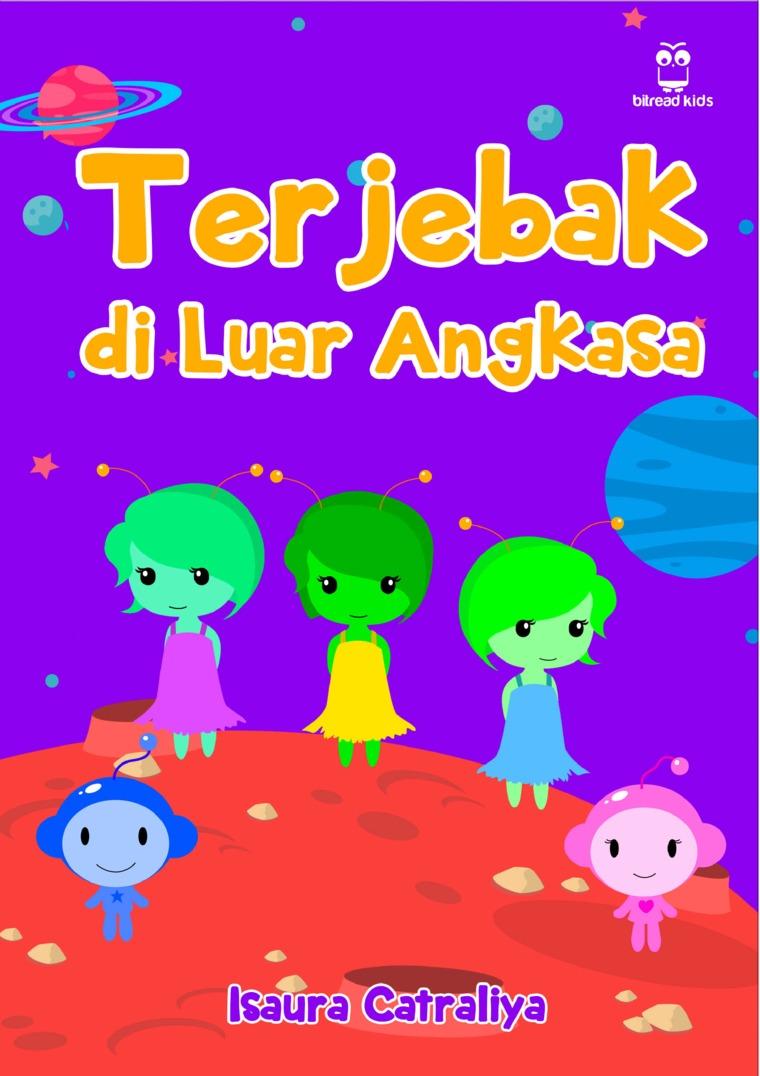 Terjebak di Luar Angkasa by Isaura Catraliya Armani Digital Book