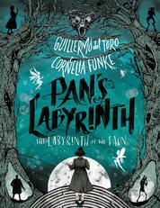 Pan's Labyrinth: The Labyrinth of the Faun by Guillermo Del Toro Cover