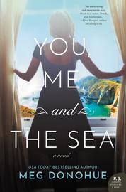 You, Me, and the Sea by Meg Donohue Cover