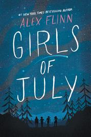 Girls of July by Alex Flinn Cover