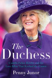 The Duchess by Penny Junor Cover