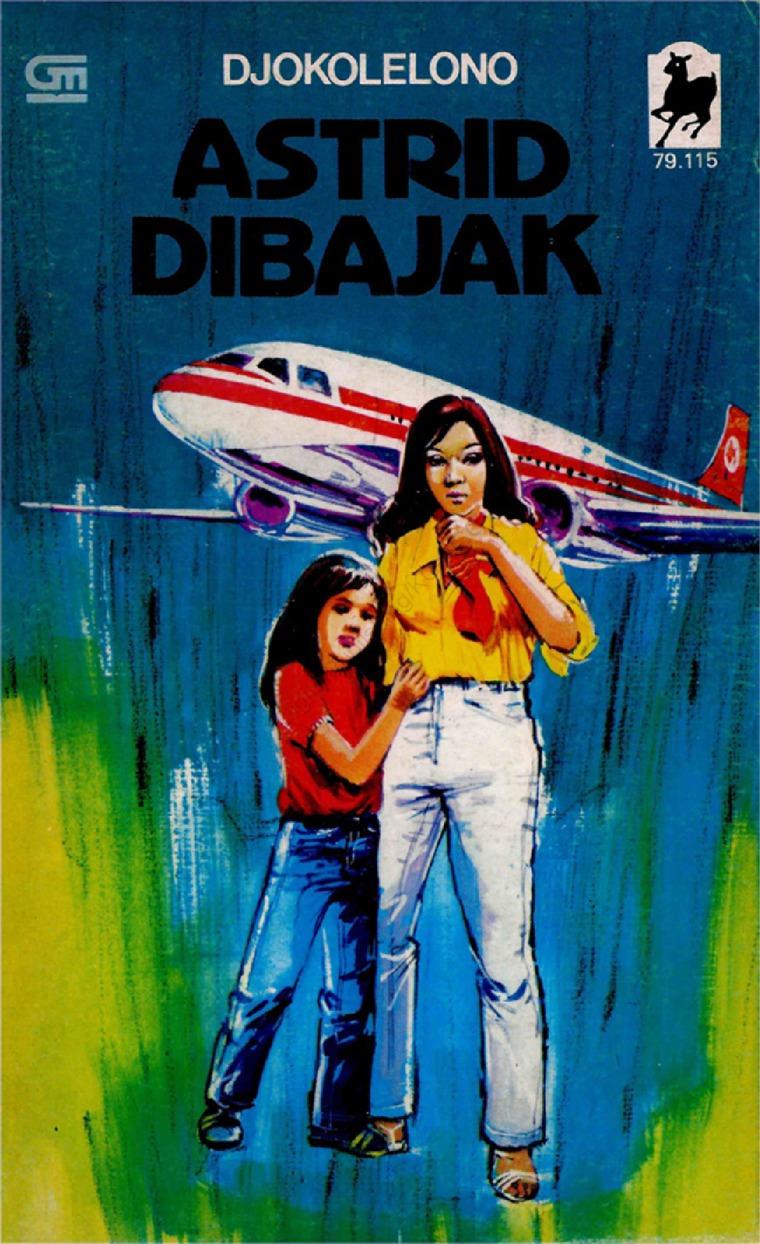 ASTRID Dibajak by Djokolelono Digital Book