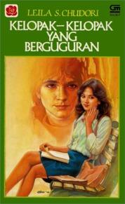 Cover BUNGA Kelopak-Kelopak yang Berguguran oleh Leila S. Chudori