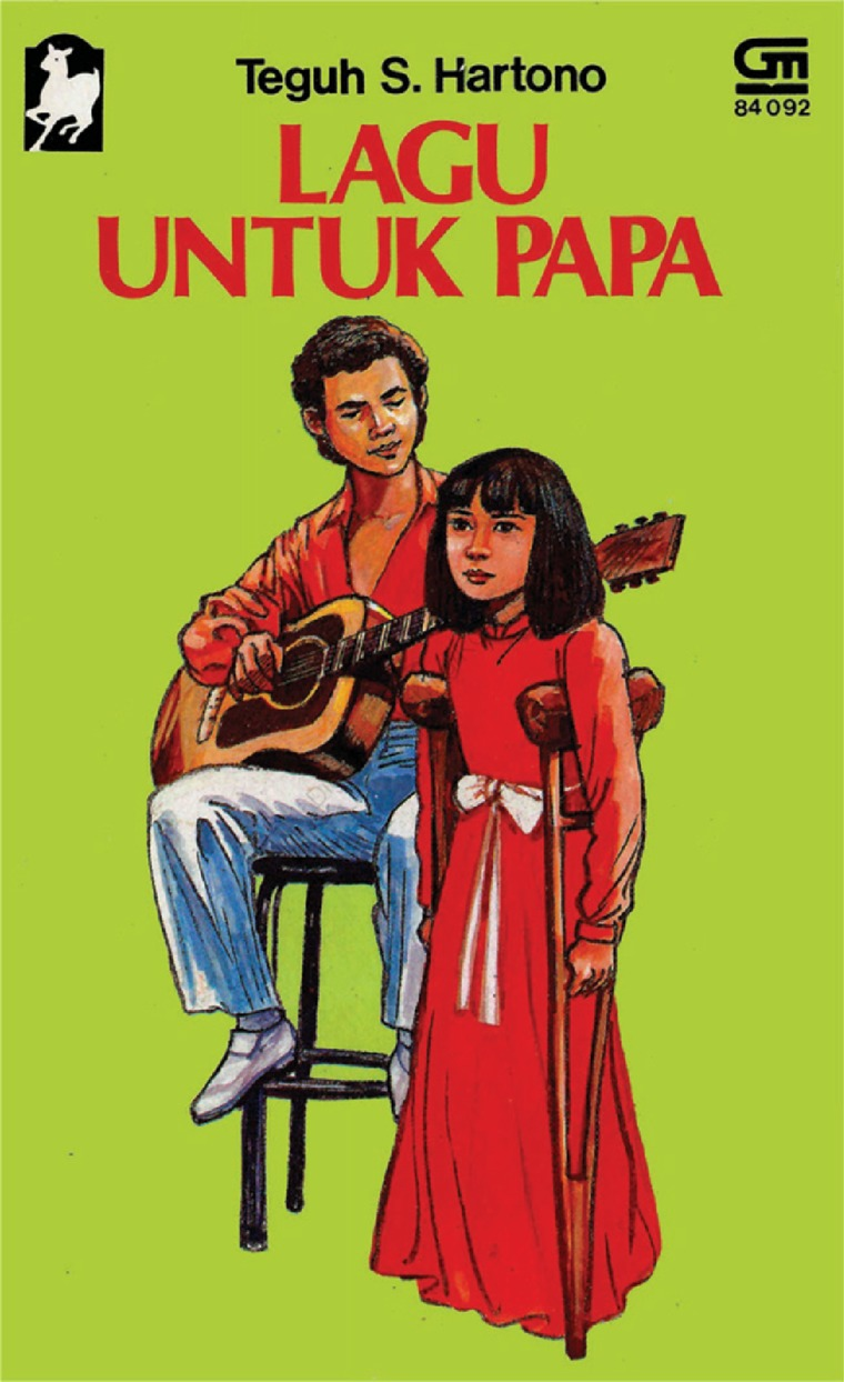 Lagu Untuk Papa by Teguh S. Hartono Digital Book