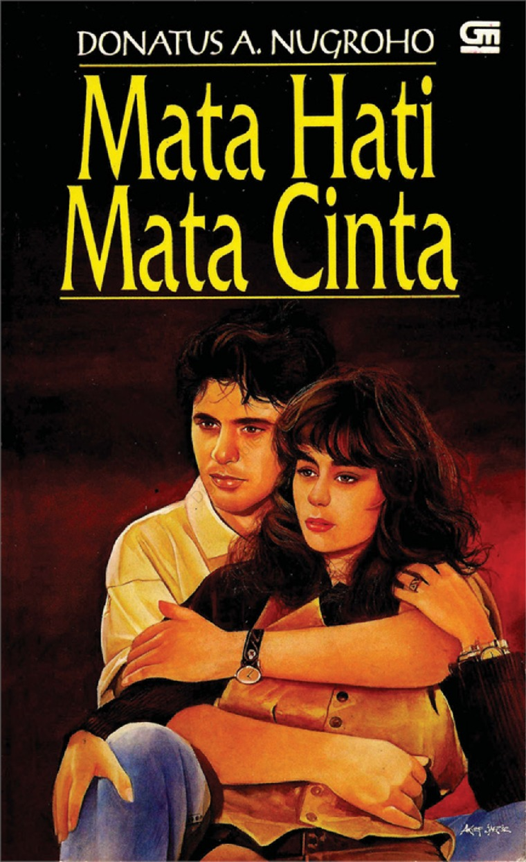 Mata Hati Mata Cinta by Donatus A. Nugroho Digital Book