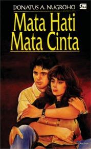 Mata Hati Mata Cinta by Donatus A. Nugroho Cover