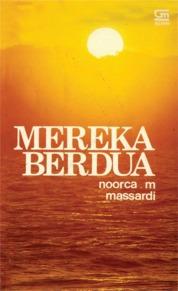Cover Mereka Berdua oleh Noorca M. Massardi