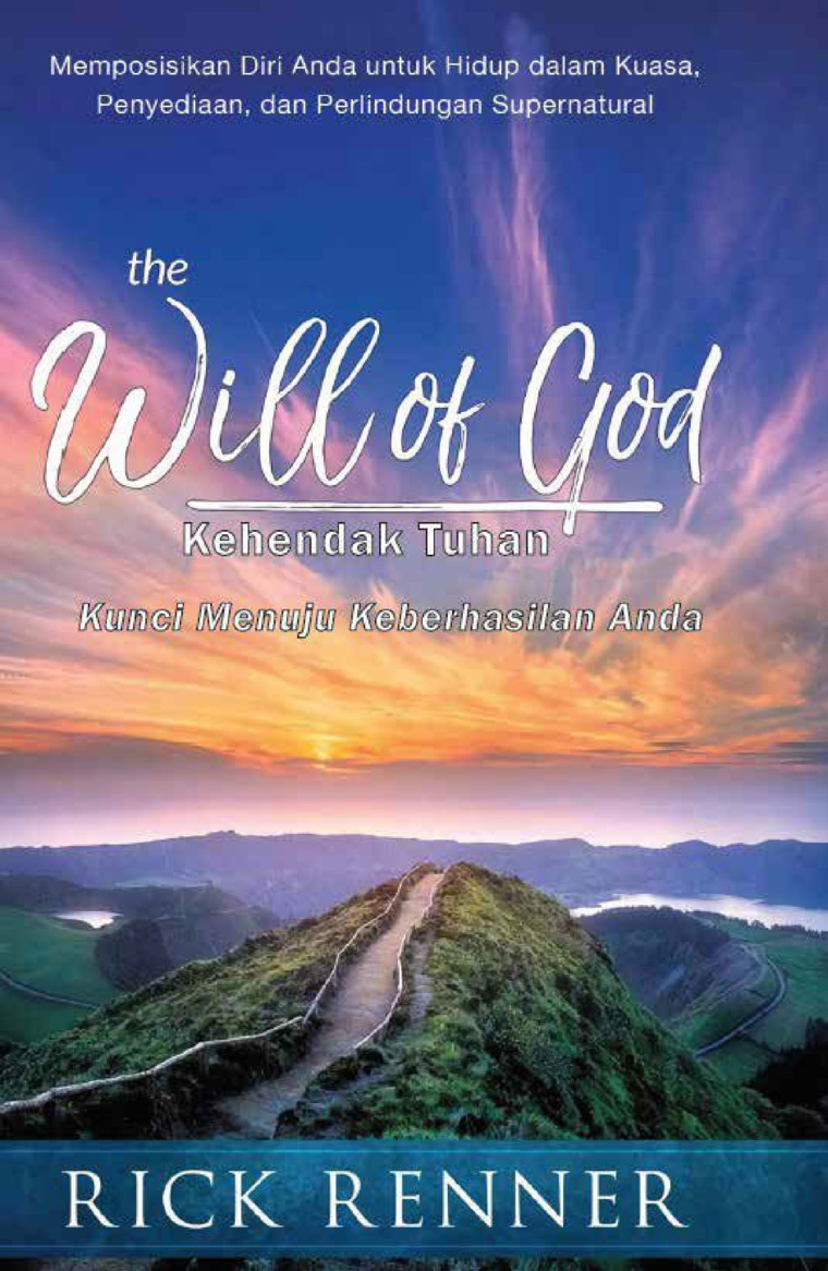 Buku Digital The Will of God oleh Rick Renner