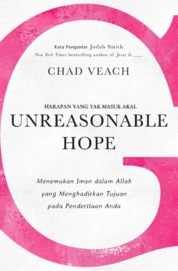 Unreasonable Hope by Chad Veach Cover