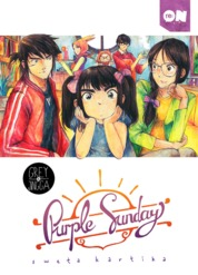 Grey & Jingga: Purple Sunday by Sweta Kartika Cover