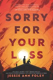Cover Sorry for Your Loss oleh Jessie Ann Foley