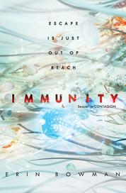 Immunity by Erin Bowman Cover