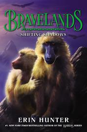 Bravelands #4: Shifting Shadows by Erin Hunter Cover