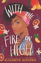 Cover With the Fire on High oleh Elizabeth Acevedo