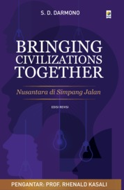 Cover Bringing Civilizations Together oleh S.D. Darmono