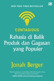 Cover Contagious: Rahasia di Balik Produk dan Gagasan yang Populer (cover baru) oleh Jonah Berger