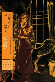 Cover Penelusuran Benang Merah (A Study in Scarlet) *Hard Cover oleh Sir Arthur Conan Doyle