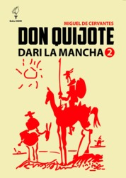 Cover don quijote dari la Mancha jilid 2 oleh Miguel de Cervantes
