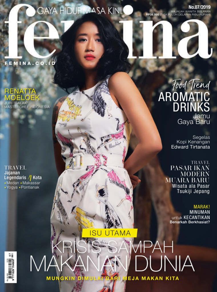 Femina Digital Magazine ED 07 July 2019
