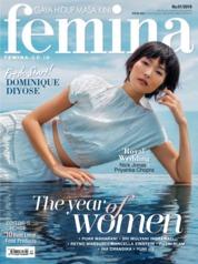 Femina Magazine Cover ED 01 January 2019