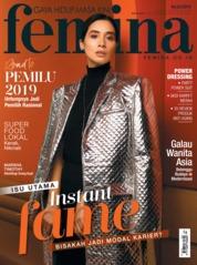 Femina Magazine Cover ED 03 March 2019