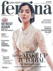 Femina Magazine Cover ED 06 June 2019