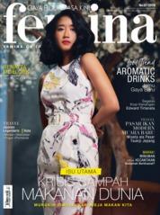 Cover Majalah Femina ED 07 Juli 2019