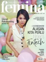 Cover Majalah Femina ED 08 Agustus 2019