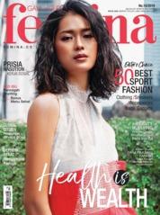 Cover Majalah Femina ED 10 Oktober 2019