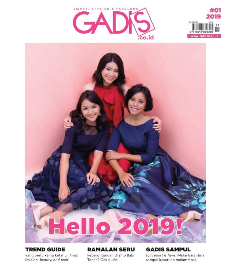 GADIS Digital Magazine ED 01 February 2019