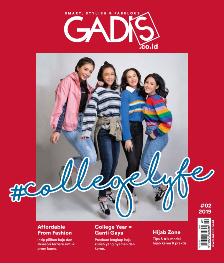 GADIS Digital Magazine ED 02 April 2019
