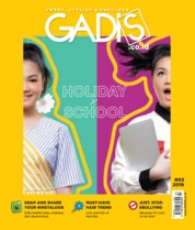 GADIS Magazine Cover ED 03 June 2019