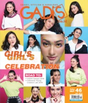 GADIS Magazine Cover ED 05 October 2019