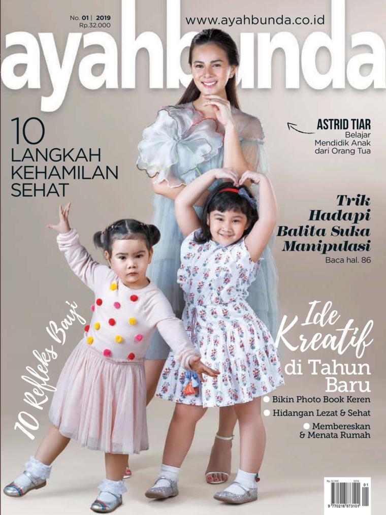 Ayahbunda Digital Magazine ED 01 January 2019