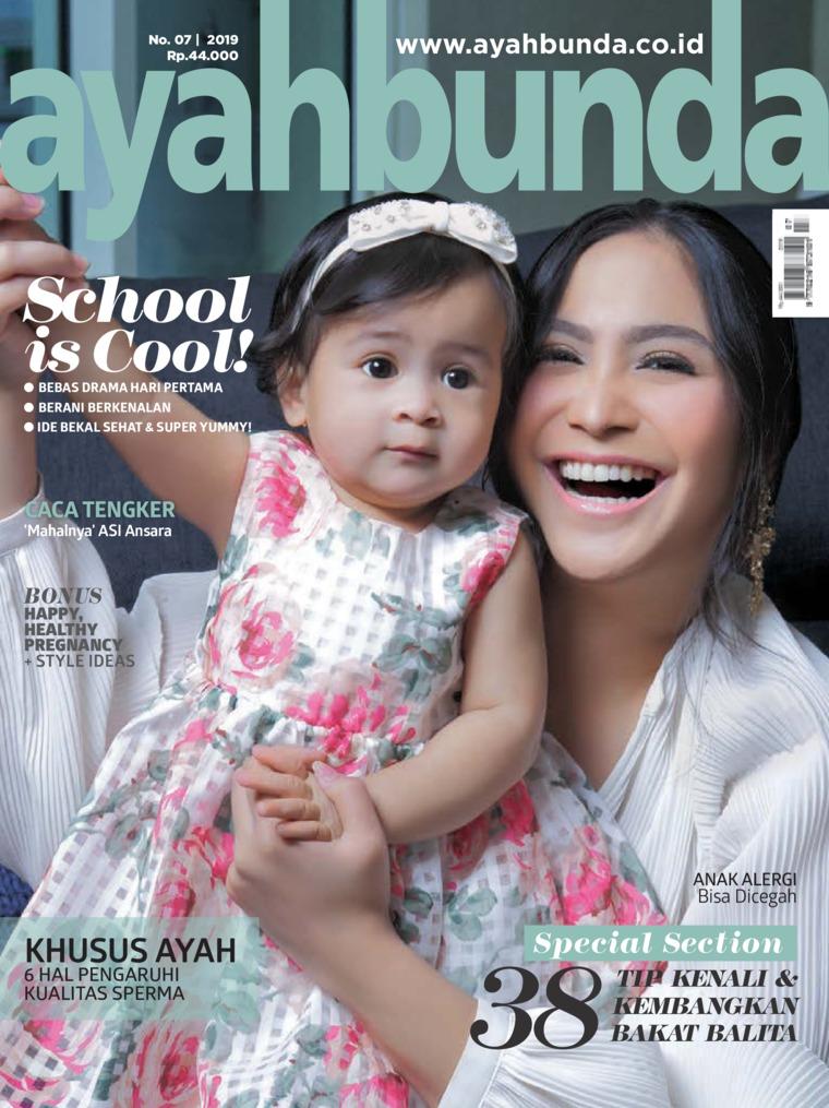Ayahbunda Digital Magazine ED 07 July 2019