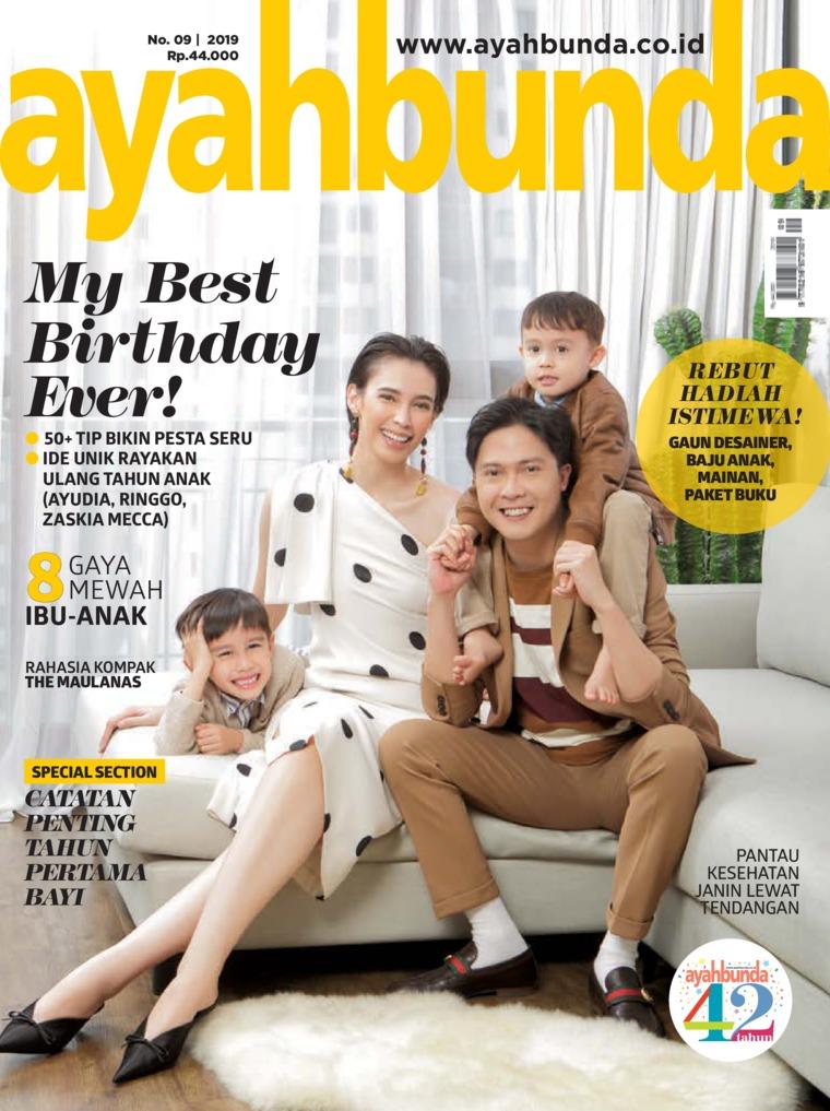 Ayahbunda Digital Magazine ED 09 September 2019